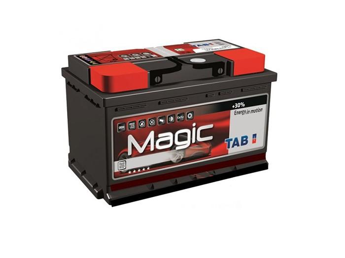 TAB MAGIC 6СТ-75 R+ (низкий)