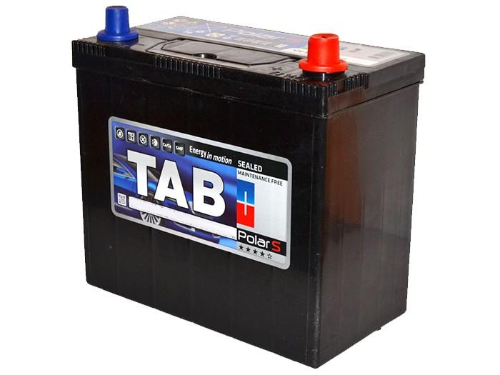 TAB POLAR JIS S 6СТ-45 R+ (B19)