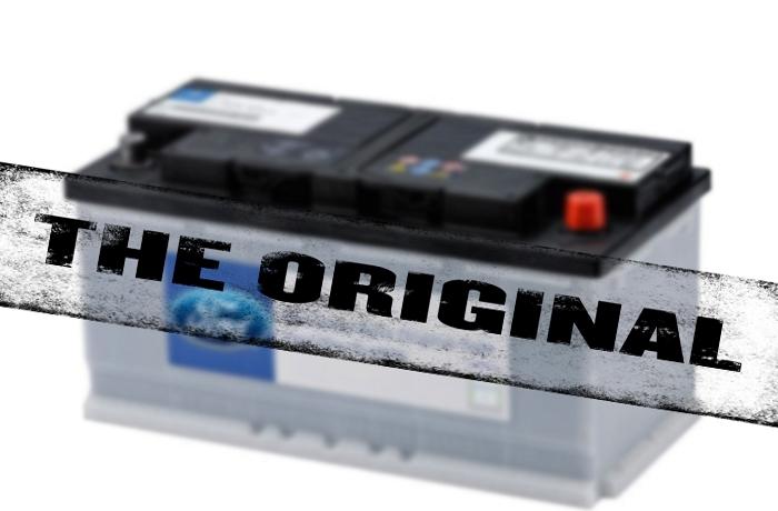 Оригинальные Аккумуляторы