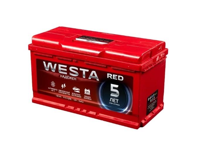 WESTA RED 100 (о.п.)