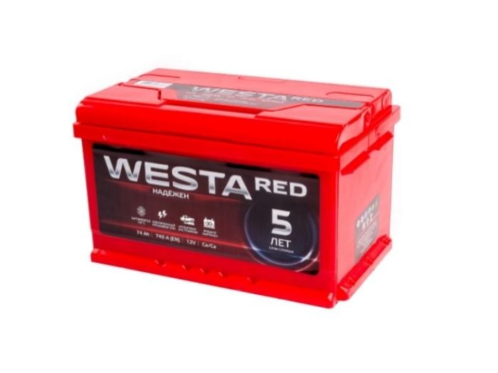 WESTA RED 74 (п.п.)