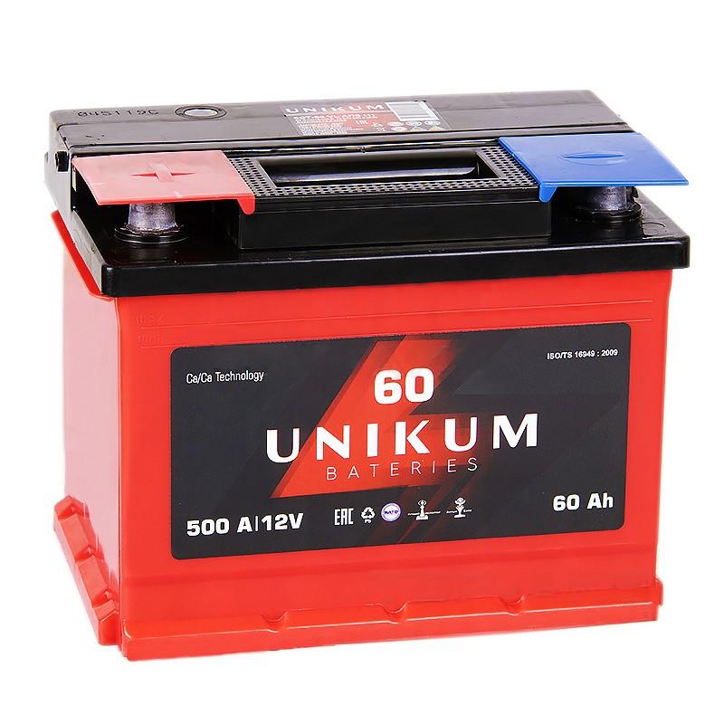 Unikum 6СТ-60 (п.п.)