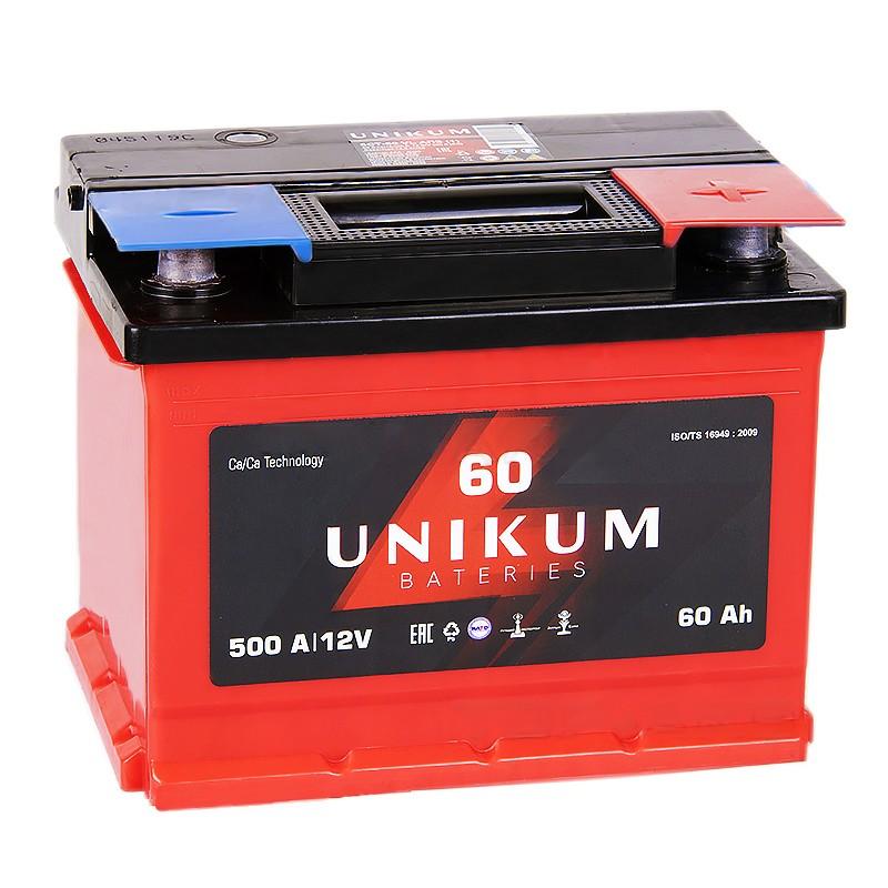 Unikum 6СТ-60 (о.п.)