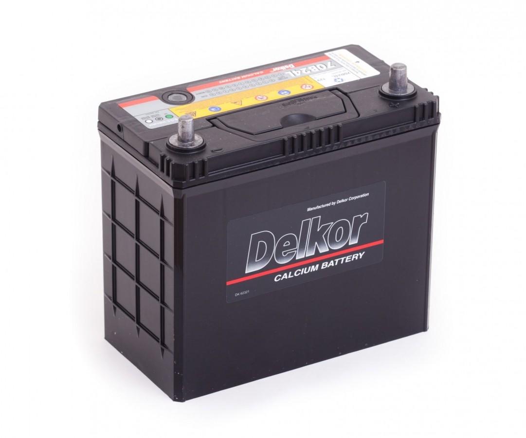DELKOR 6СТ-55 R+ (B24)